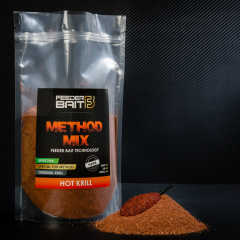 Method Mix Hot Krill - Feeder Bait