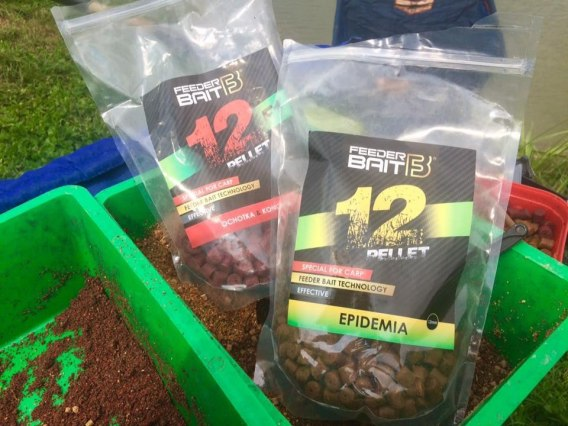 Pellet Epidemia 12mm Feeder Bait
